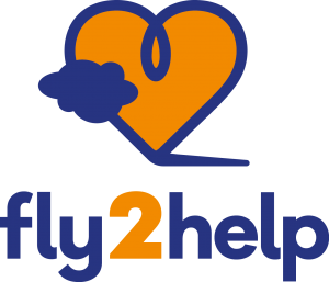 Fly 2 Help, the aviation charity.